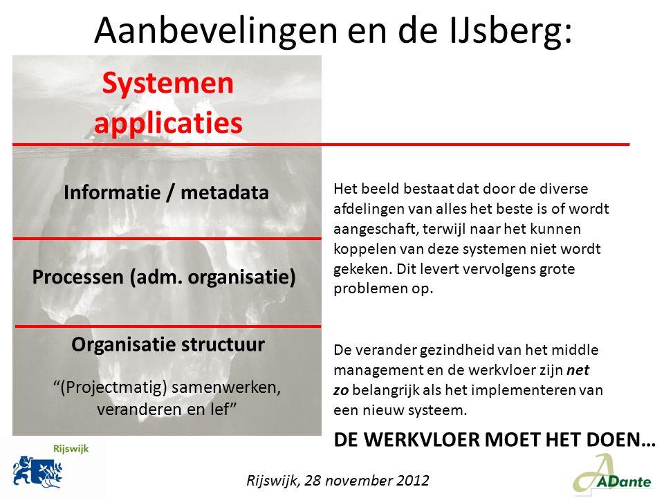 De verander gezindheid van het middle management en de werkvloer zijn net zo belangrijk als het implementeren van een nieuw systeem. Het beeld bestaat