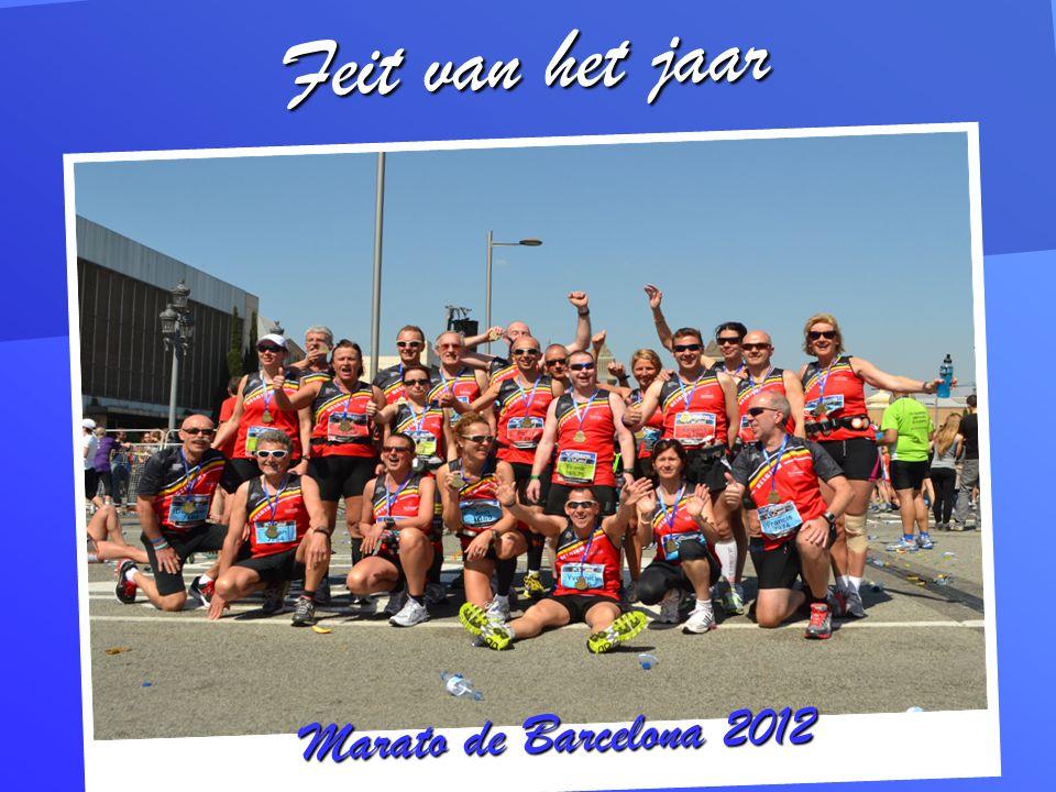 Marato de Barcelona 2012
