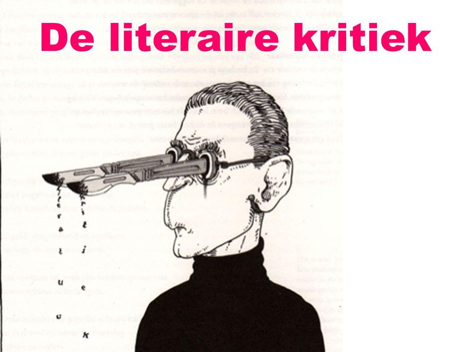 Definitie LITERAIRE KRITIEK: de verzameling teksten waarin, zonder opgelegd eindoordeel, subjectief, publiekelijk en op schrift - of anderszins geboekstaafd en publiek raadpleegbaar - recent verschenen publicaties becommentarieerd zijn die in aanmerking komen voor het predikaat 'literair'.