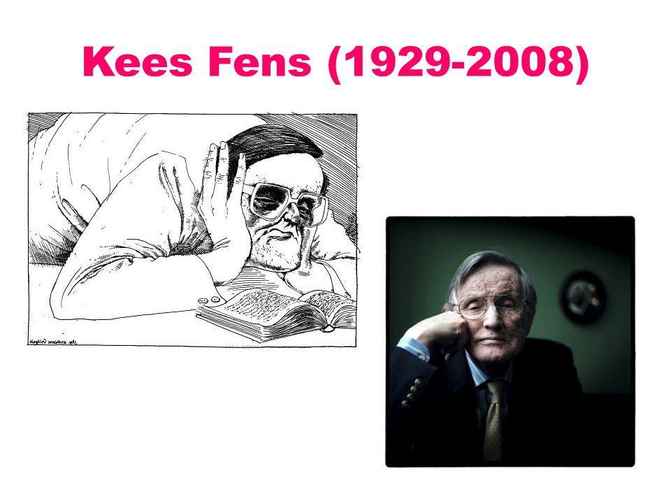 Kees Fens (1929-2008)