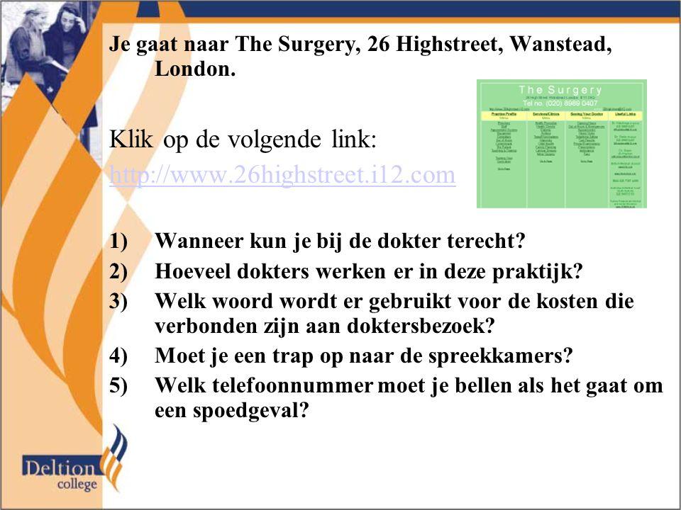 1) Bedenk een lijst van 15 Nederlandse woorden/uitdrukkingen die te maken hebben met ziek zijn.