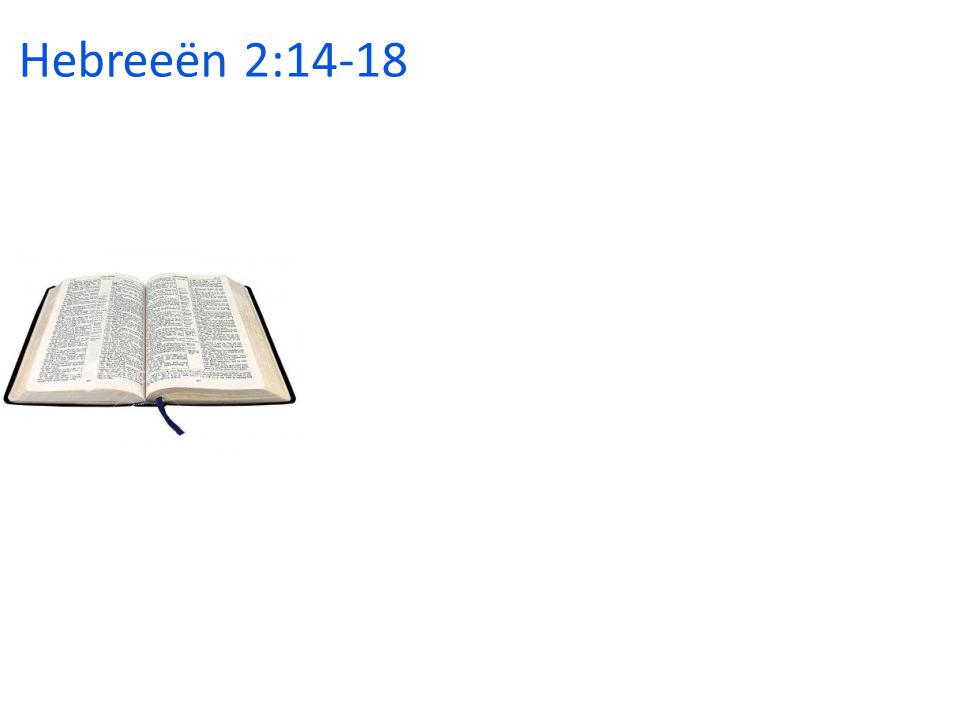 Hebreeën 2:14-18