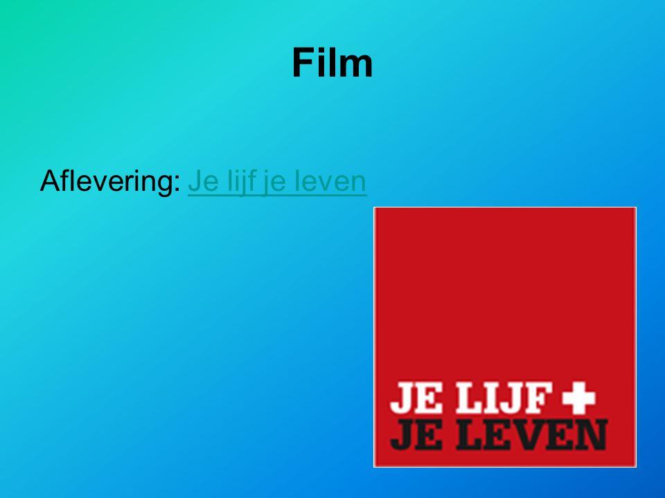 Film Aflevering: Je lijf je levenJe lijf je leven