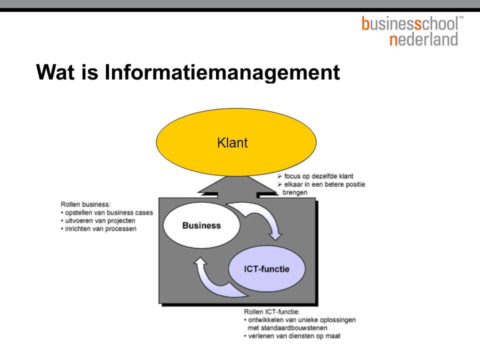 Business ICT functie Klant