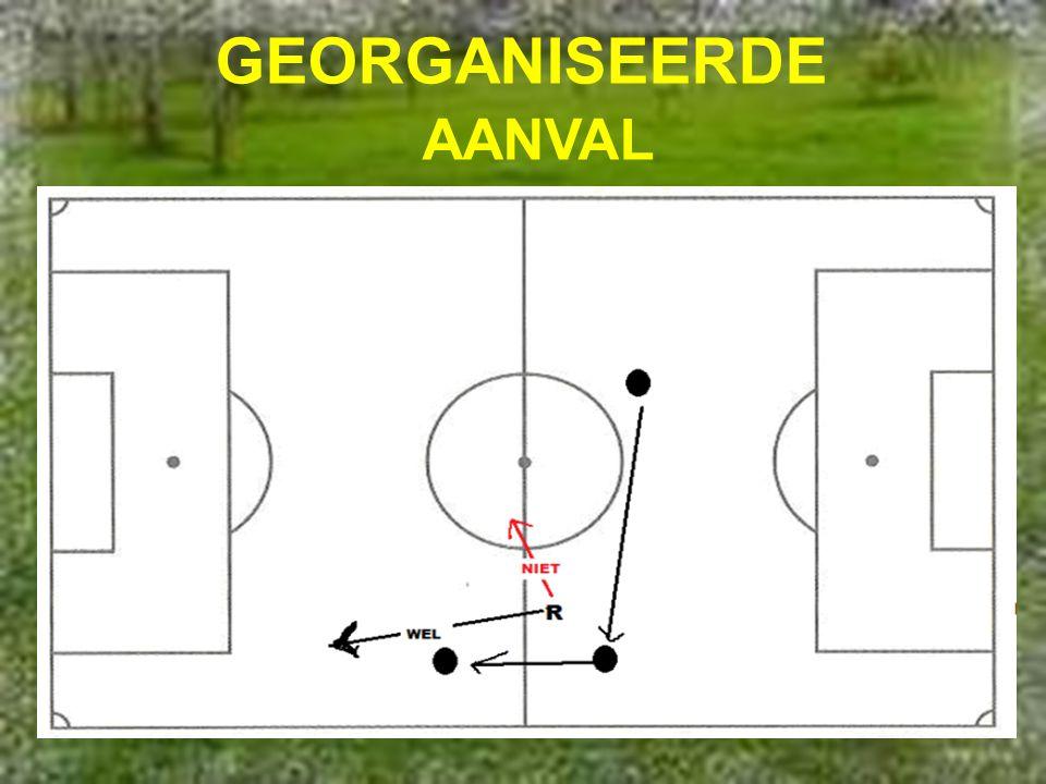 GEORGANISEERDE AANVAL