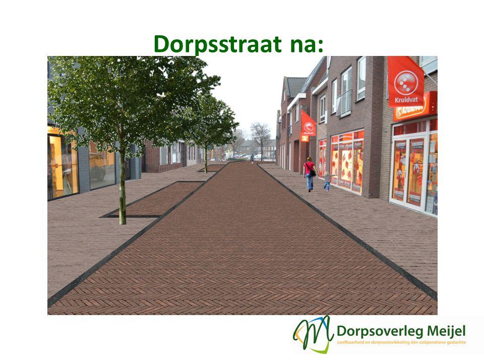 Dorpsstraat voor: