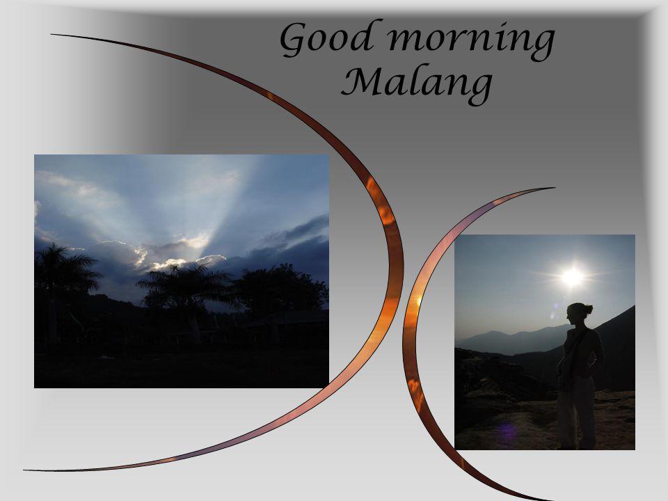 Tambak Lake Malang