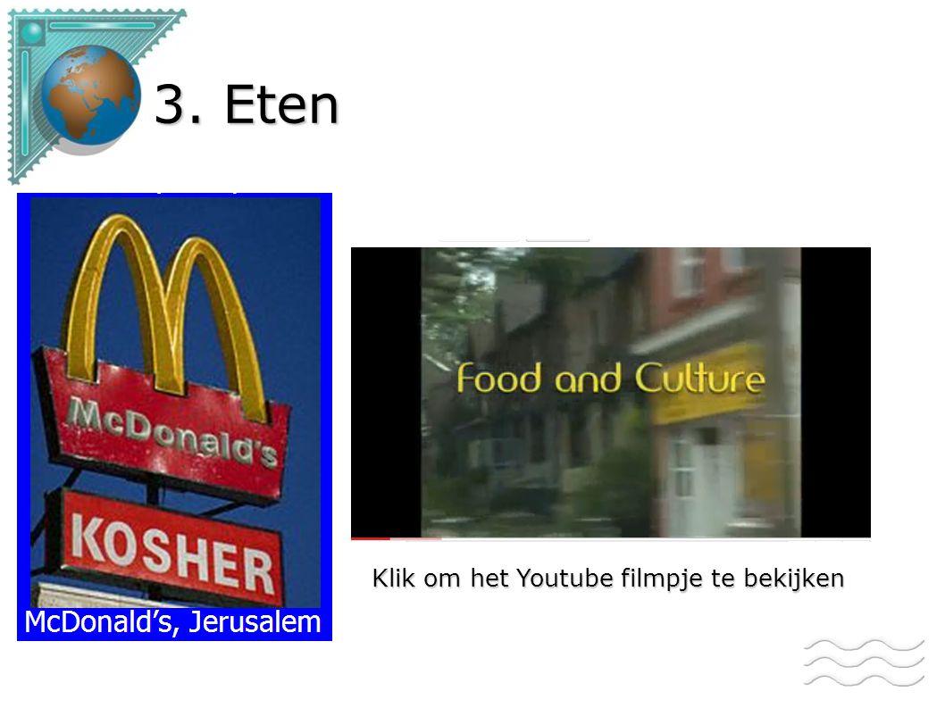 3. Eten Klik om het Youtube filmpje te bekijken