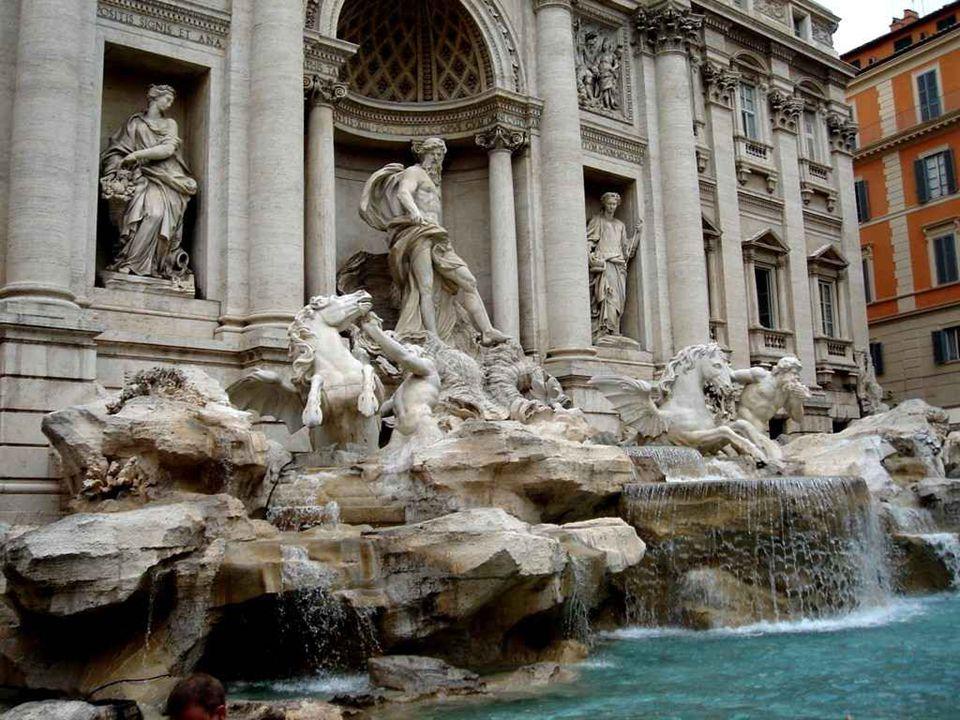 Rome is ook de hoofdplaats van de regio Lazio en de provincie van Rome. Op haar blazoen zijn de officiële kleuren, goud en karmozijn, en de initialen