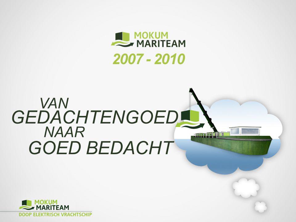 GEDACHTENGOED GOED BEDACHT VAN NAAR 2007 - 2010