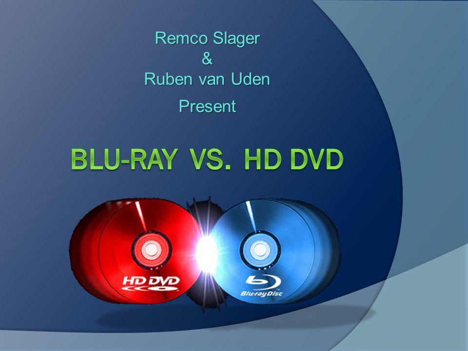 Remco Slager & Ruben van Uden Present