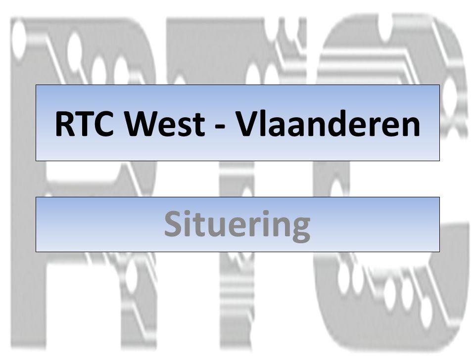 RTC West - Vlaanderen Situering