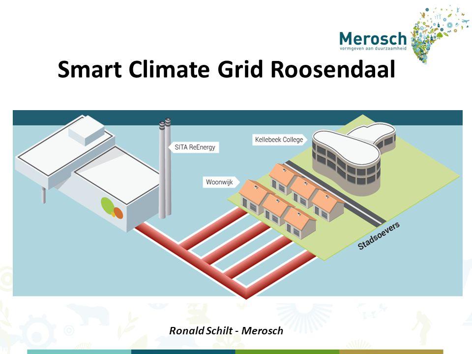Smart Climate Grid Roosendaal Ronald Schilt - Merosch