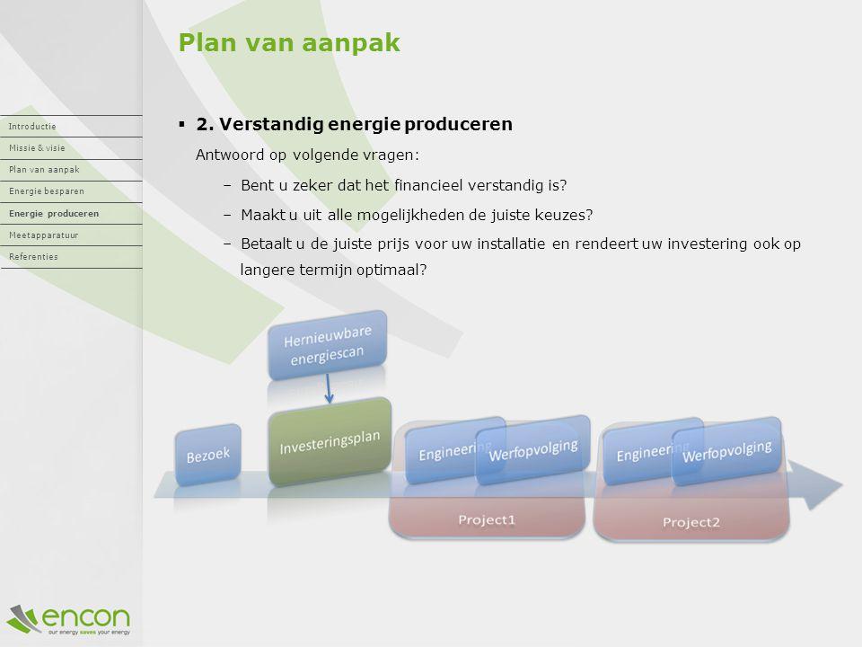 Plan van aanpak  2.