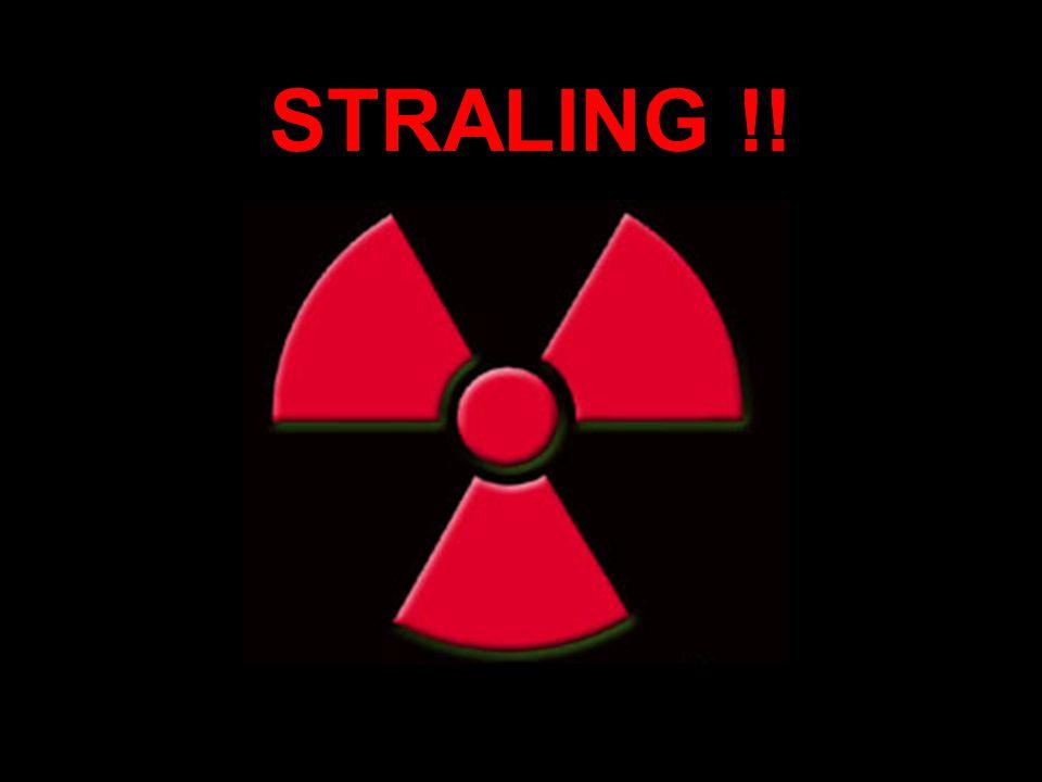 Varen in de Ruimte STRALING !!