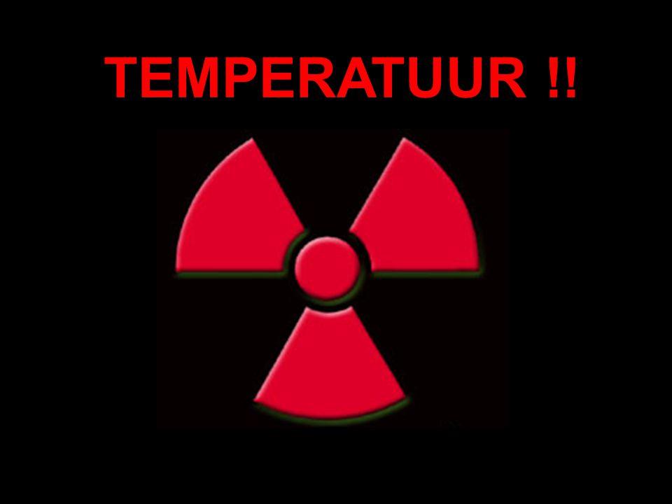 Varen in de Ruimte TEMPERATUUR !!