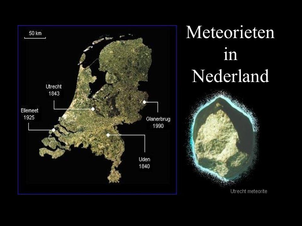 Meteorieten in Nederland