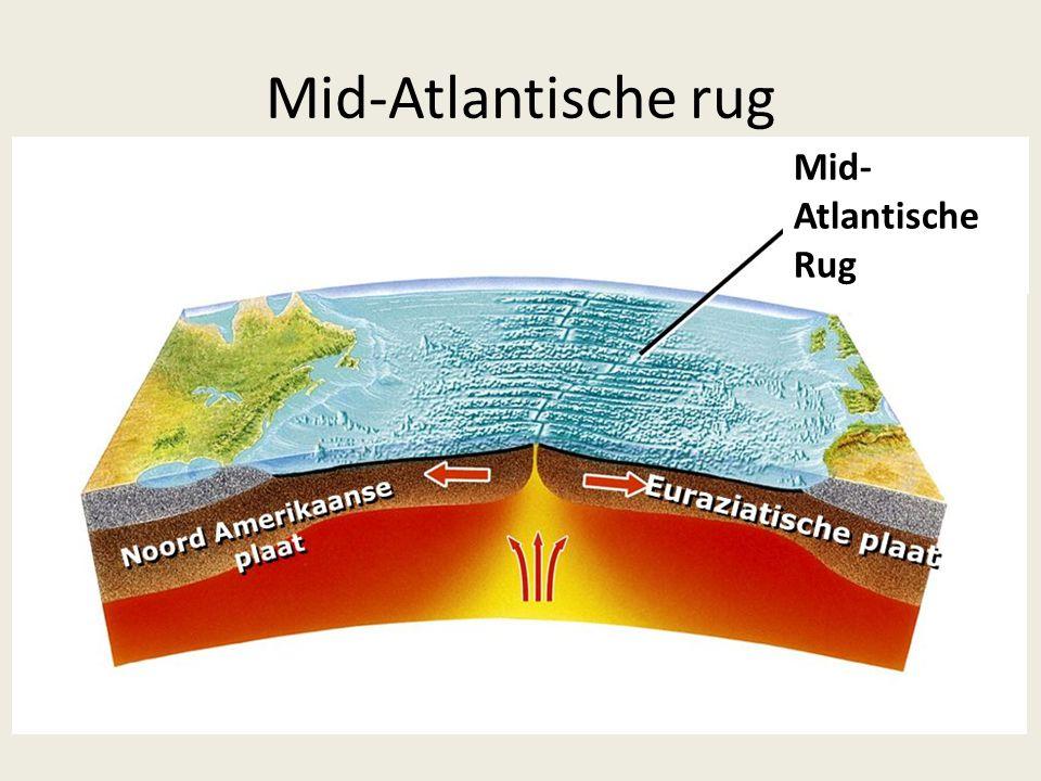 Mid- Atlantische Rug
