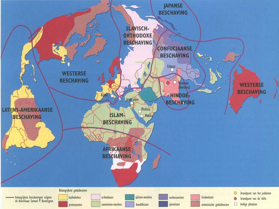 'Botsende beschavingen'?