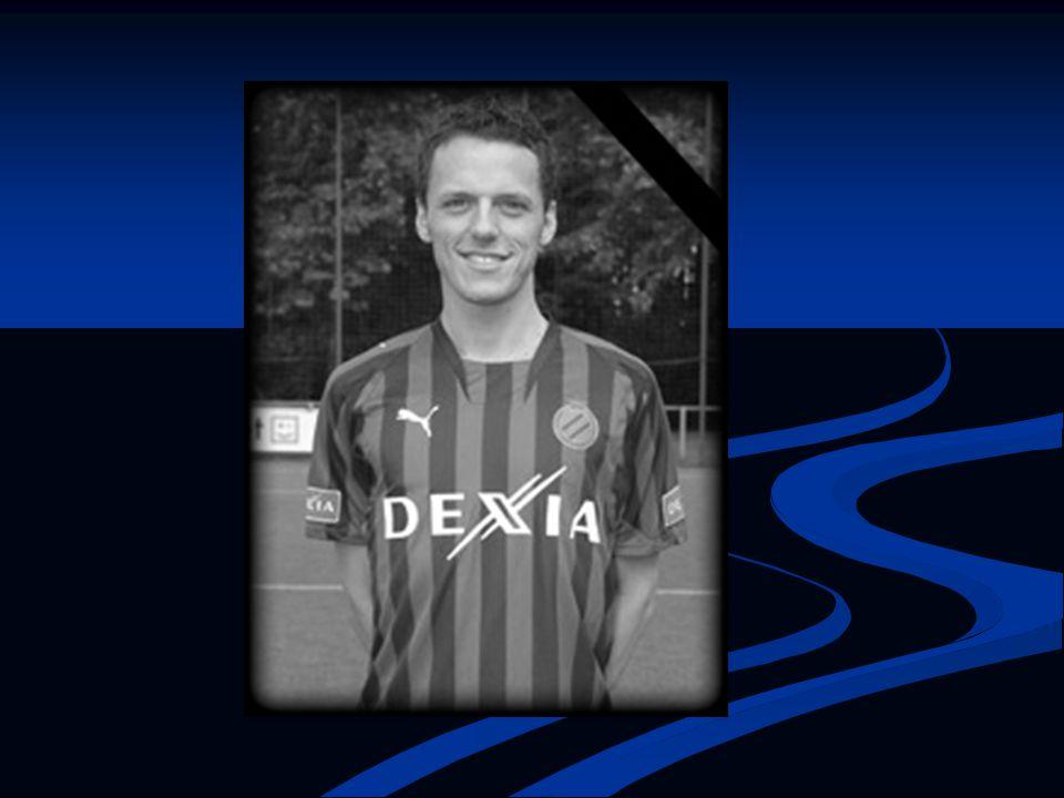 Aan het voetbal stadion van Club Brugge wordt er een herdenking gehouden