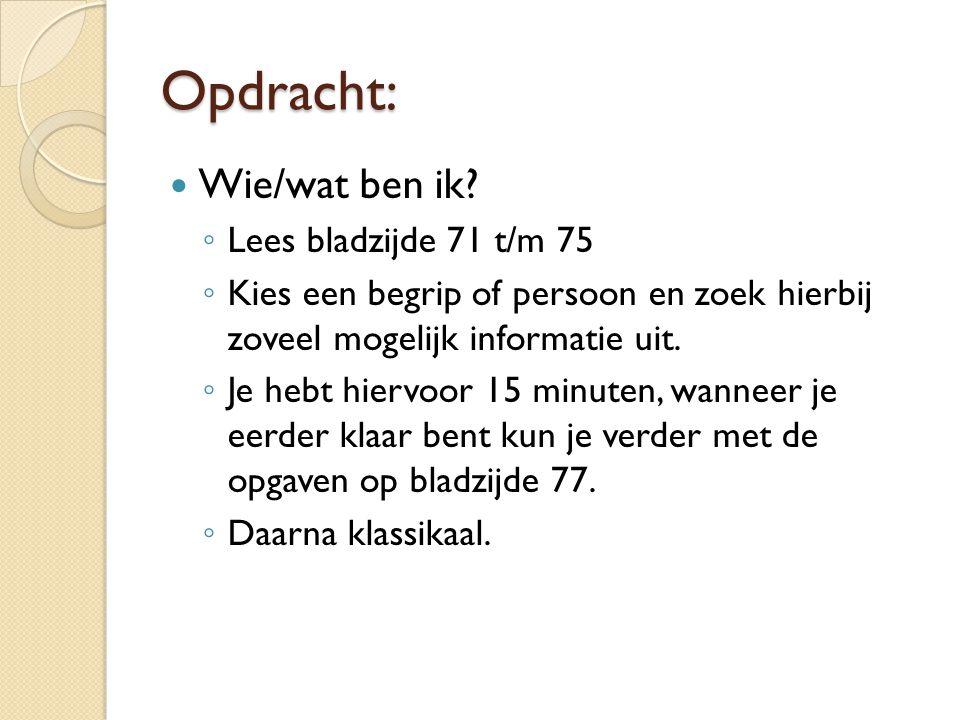 Bestuur in de republiek 7 gewesten met eigen bestuur: Maar ook centraal.