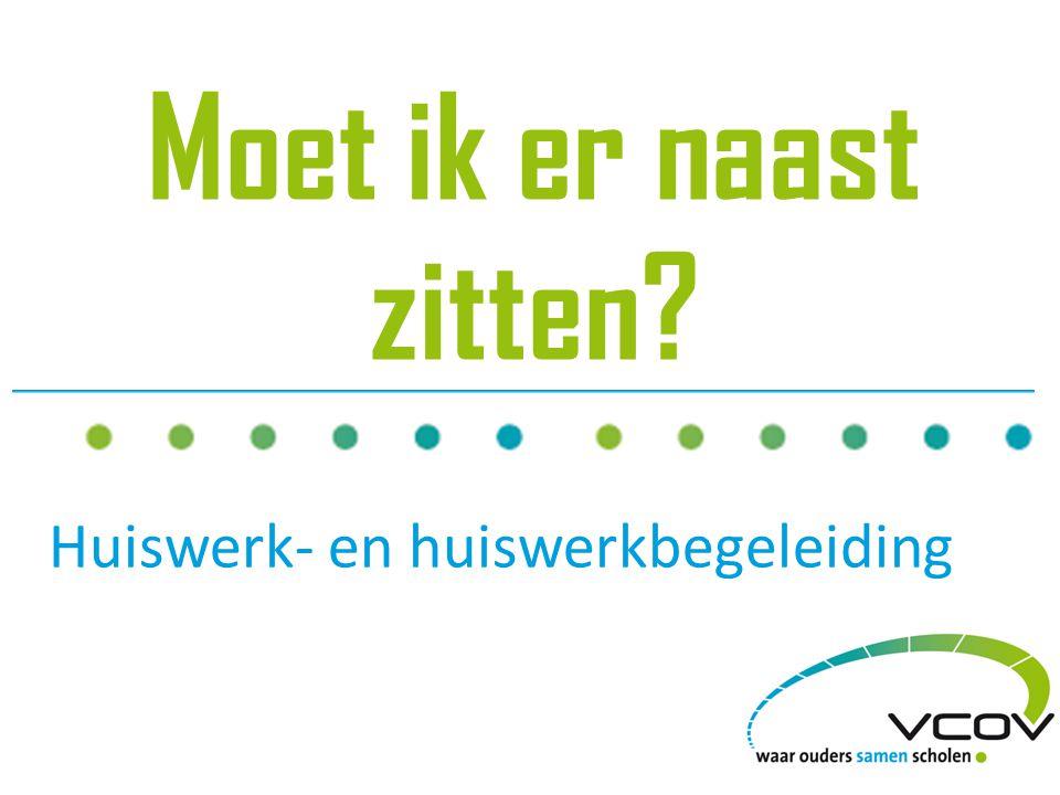 VCOV: voor een oudervriendelijke school Ouderparticipatie Ouders een krachtige stem geven Kant-en-klare pakketten Begeleiding op maat Vorming en info www.vcov.be