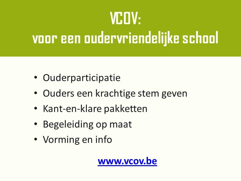 VCOV-avonden met bekende sprekers voor een groot publiek o Als ze maar gelukkig zijn.