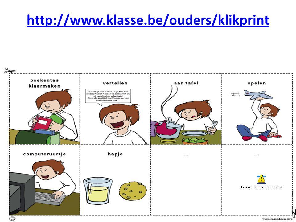 http://www.klasse.be/ouders/klikprint