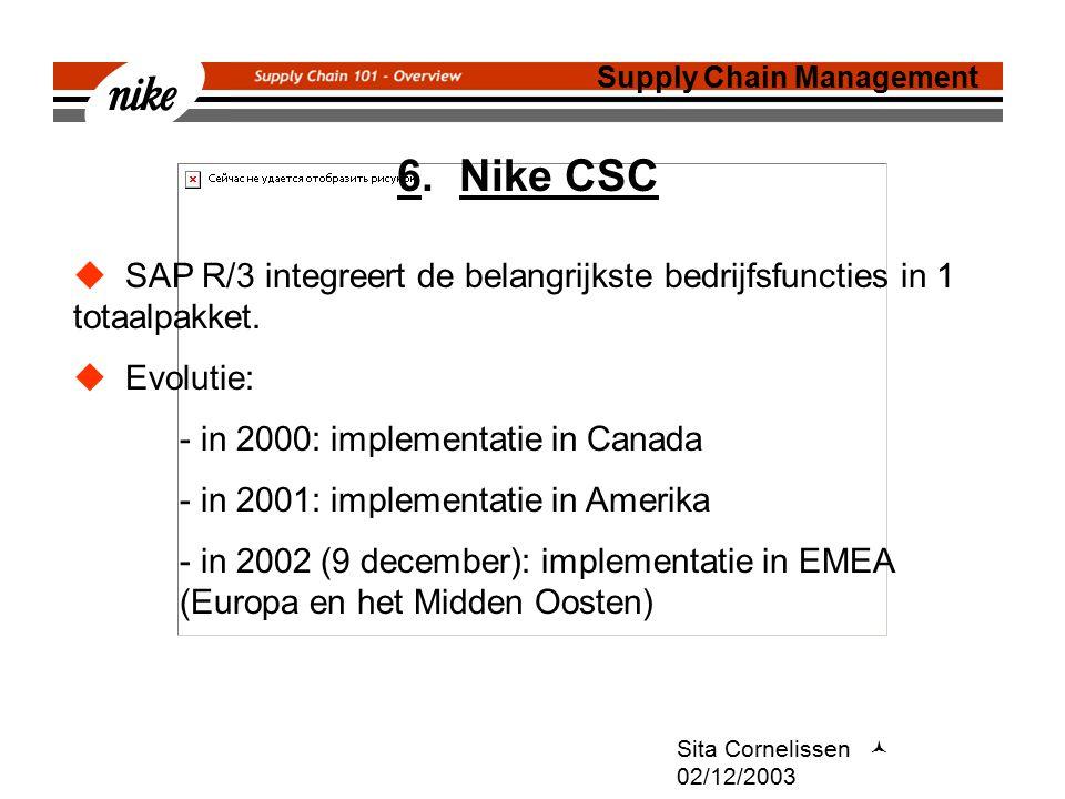 Sita Cornelissen 02/12/2003 6.