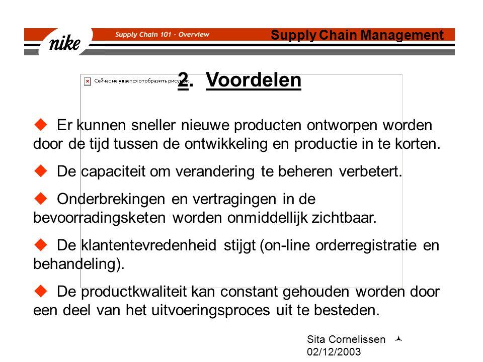 Sita Cornelissen 02/12/2003 2.