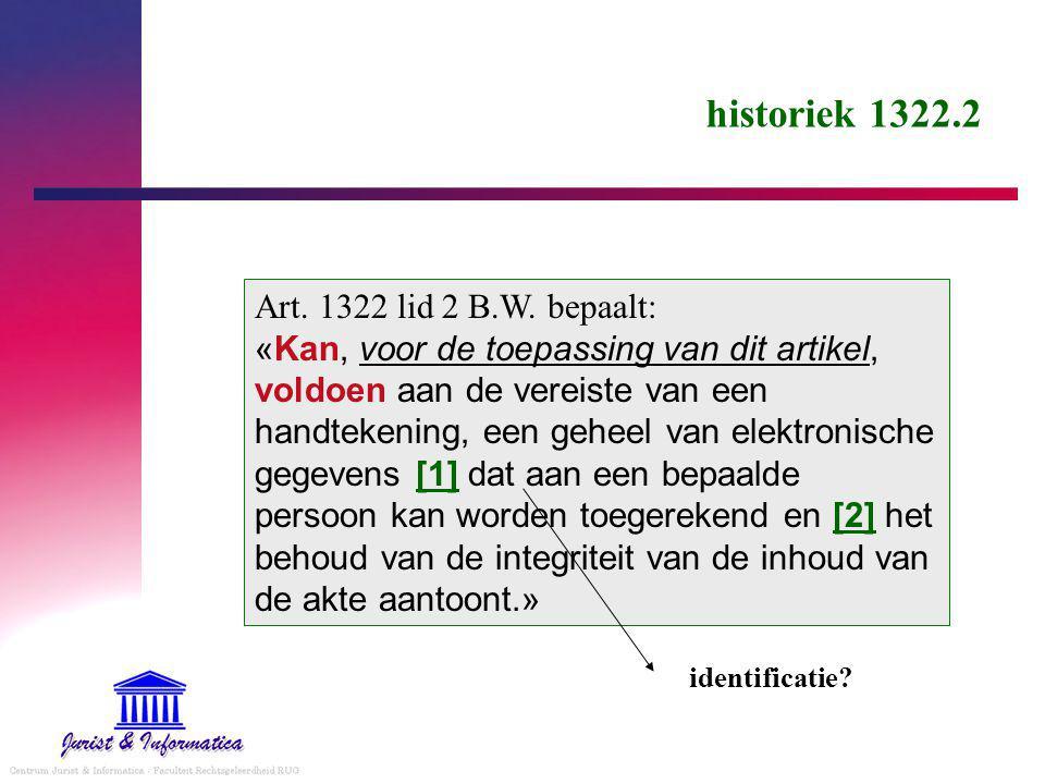 Art.1322 lid 2 B.W.