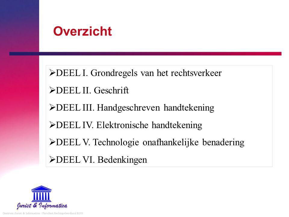 Art.4. § 4 wet elektronische handtekening Onverminderd de artikelen 1323 en volg.