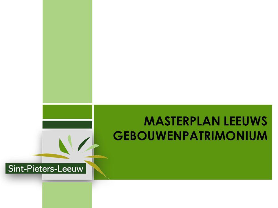 MASTERPLAN LEEUWS GEBOUWENPATRIMONIUM