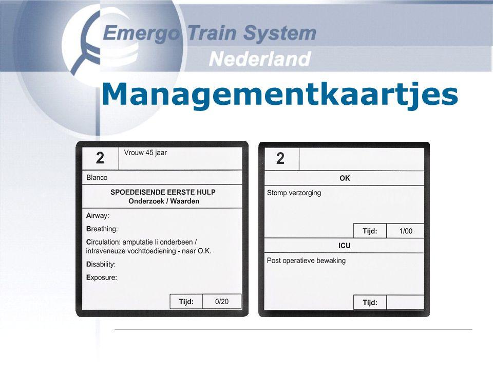 Managementkaartjes