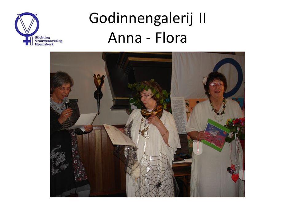 Godinnengalerij III Brigida – Wit Wief - Nehalennia