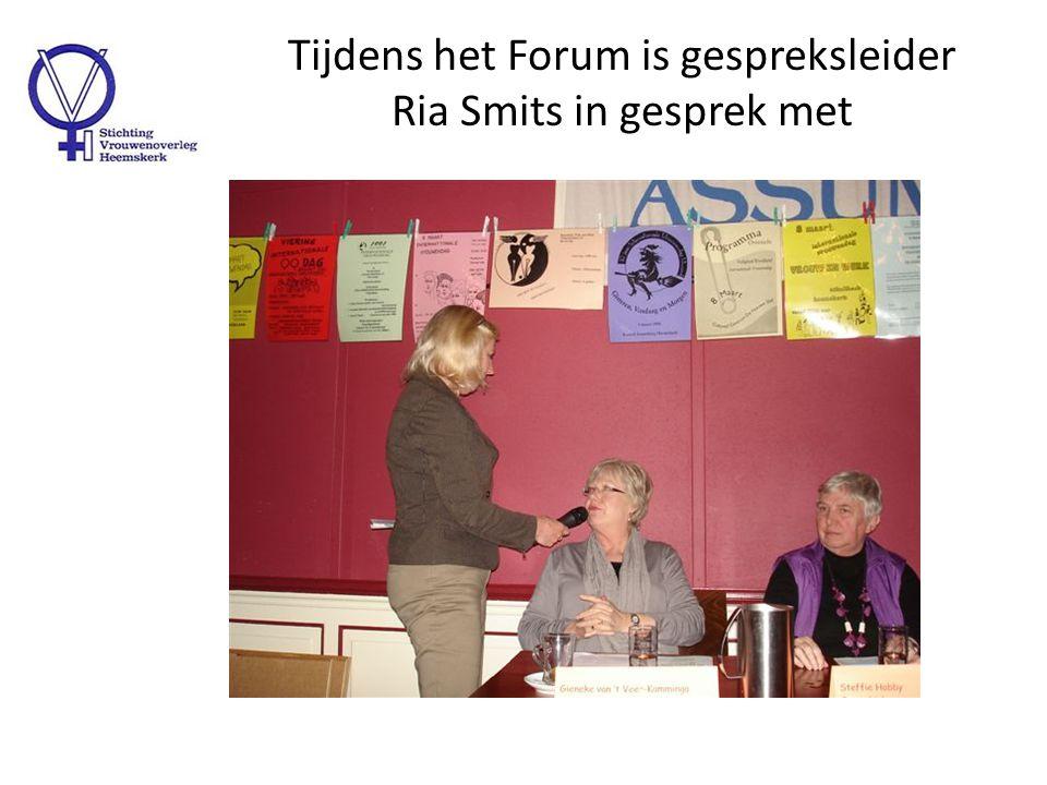Gieneke van 't Veer – Kamminga, Steffie Hobby en Trudy Demmers