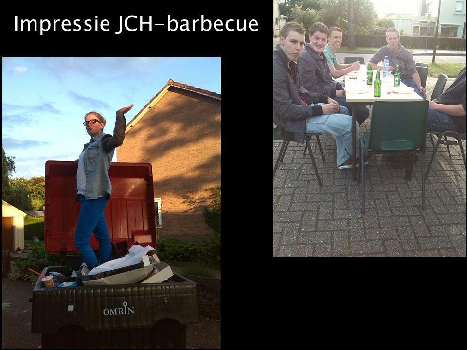 Impressie JCH-barbecue