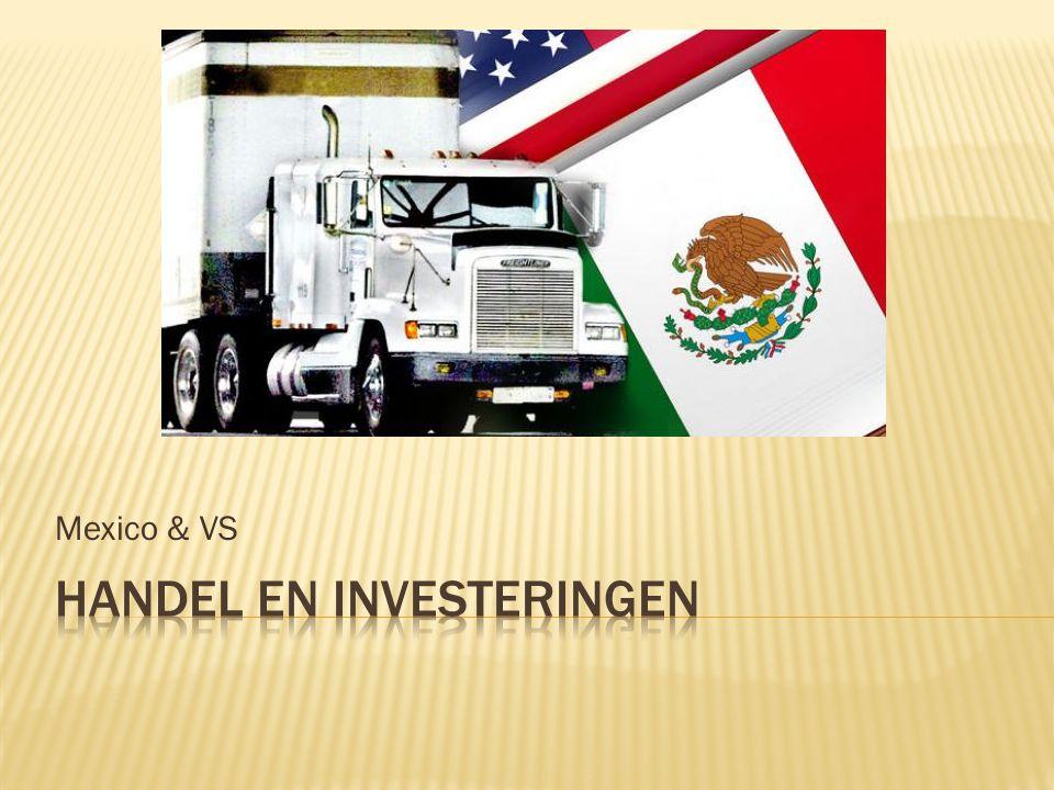  Uitleg handelsrelatie Mexico en Verenigde Staten  Maquiladora's  Gevolgen NAFTA en opkomst lagelonenlanden  Opdrachten par.
