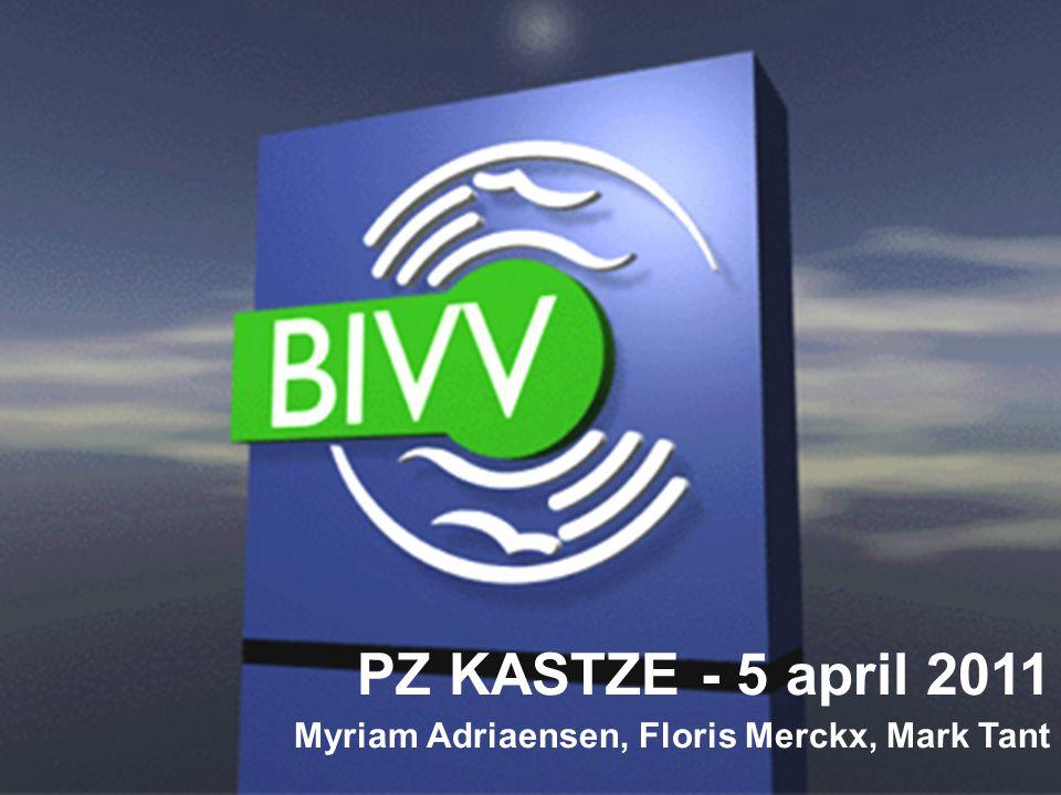 1 PZ KASTZE - 5 april 2011 Myriam Adriaensen, Floris Merckx, Mark Tant
