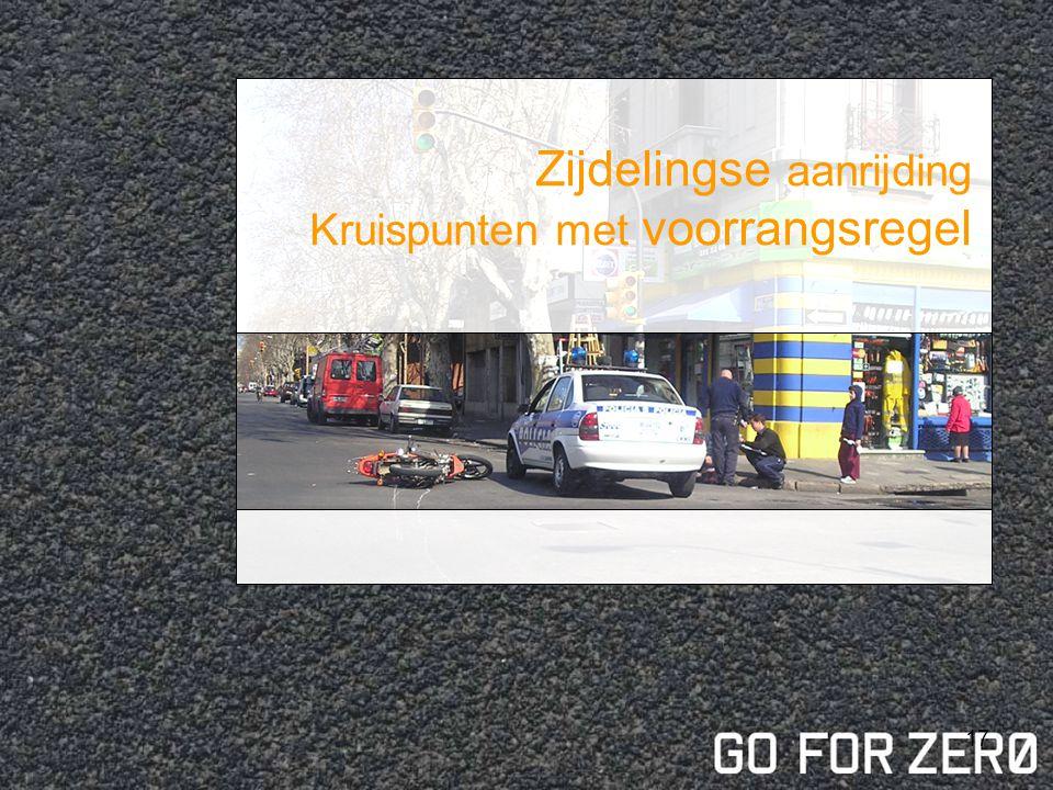 16 Motorrijders kwetsbaar in het verkeer Dodelijkste ongevallen perceptiefout automobilist