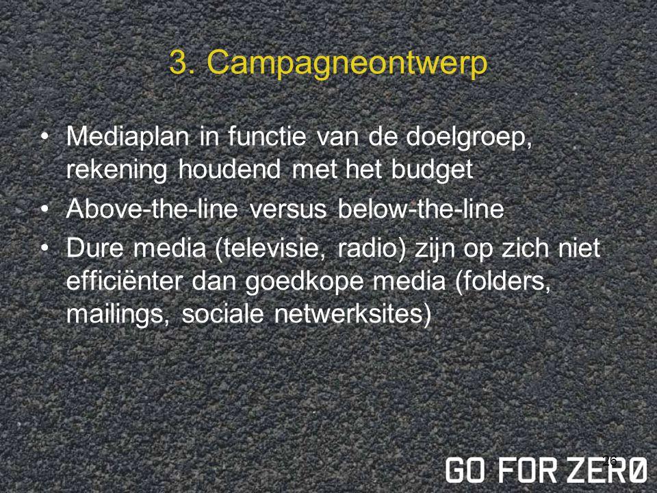 25 Versterking in Brussel en Wallonië Aandacht campagne op radio Classic21 Full back affichage op bussen MIVB