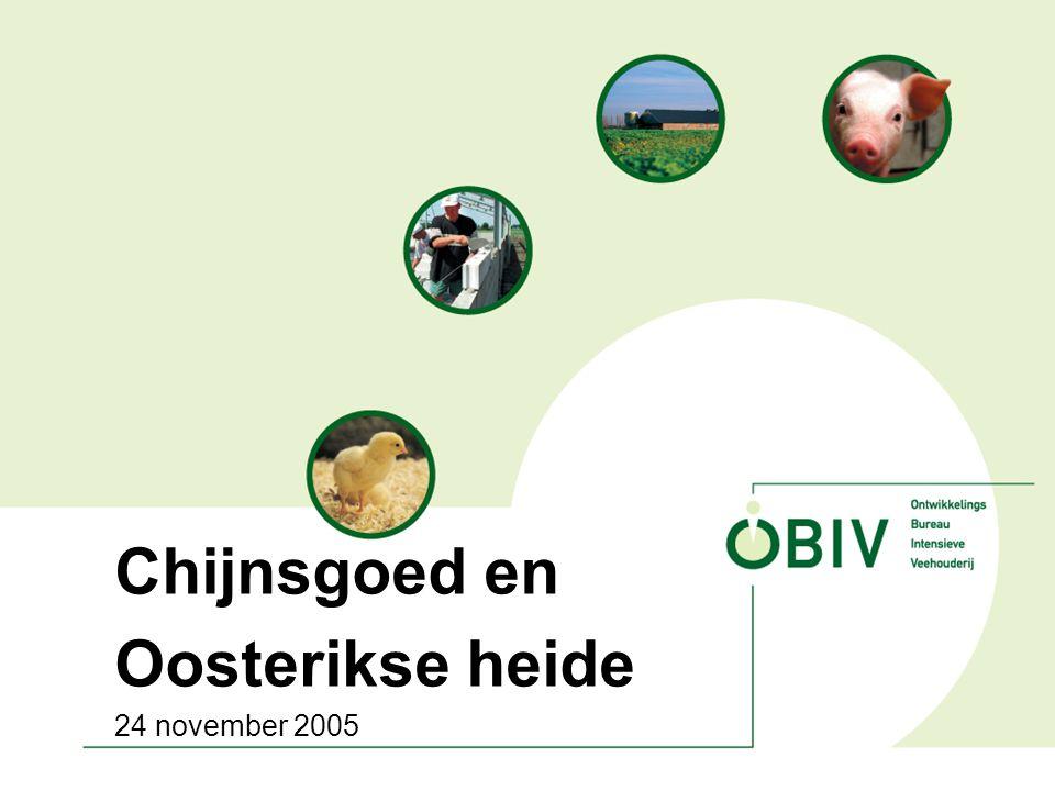 Chijnsgoed en Oosterikse heide 24 november 2005