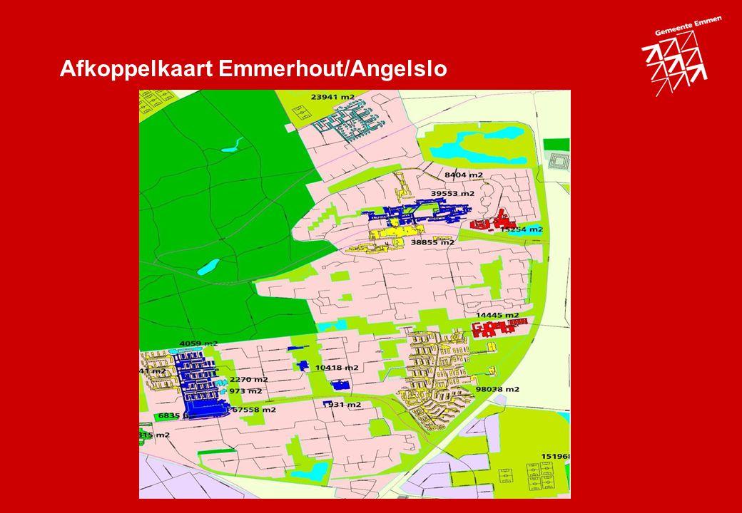Afkoppelkaart Emmerhout/Angelslo