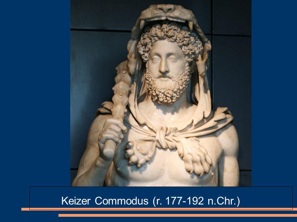 Keizer Commodus (r. 177-192 n.Chr.)