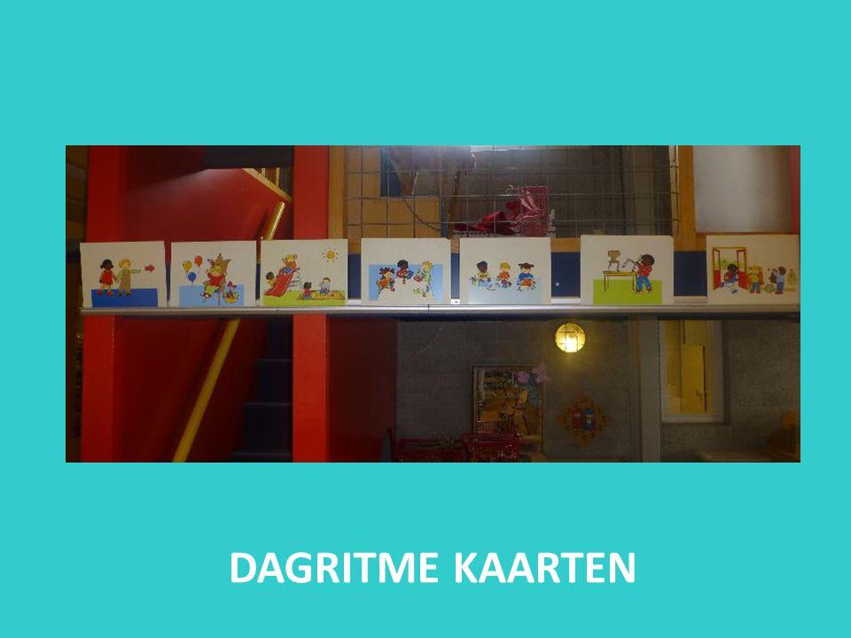 DAGRITME KAARTEN