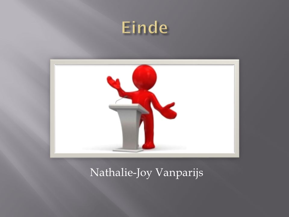 Nathalie-Joy Vanparijs