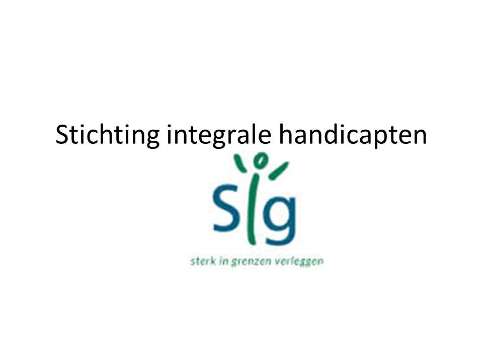 Stichting integrale handicapten
