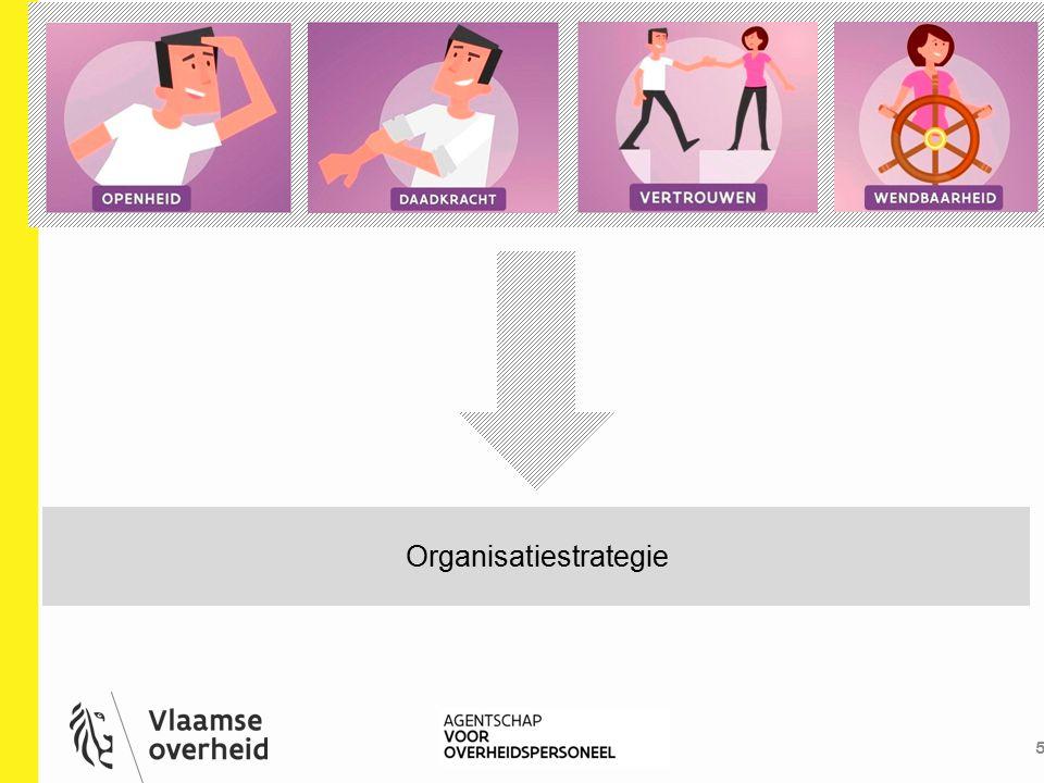 5 Organisatiestrategie