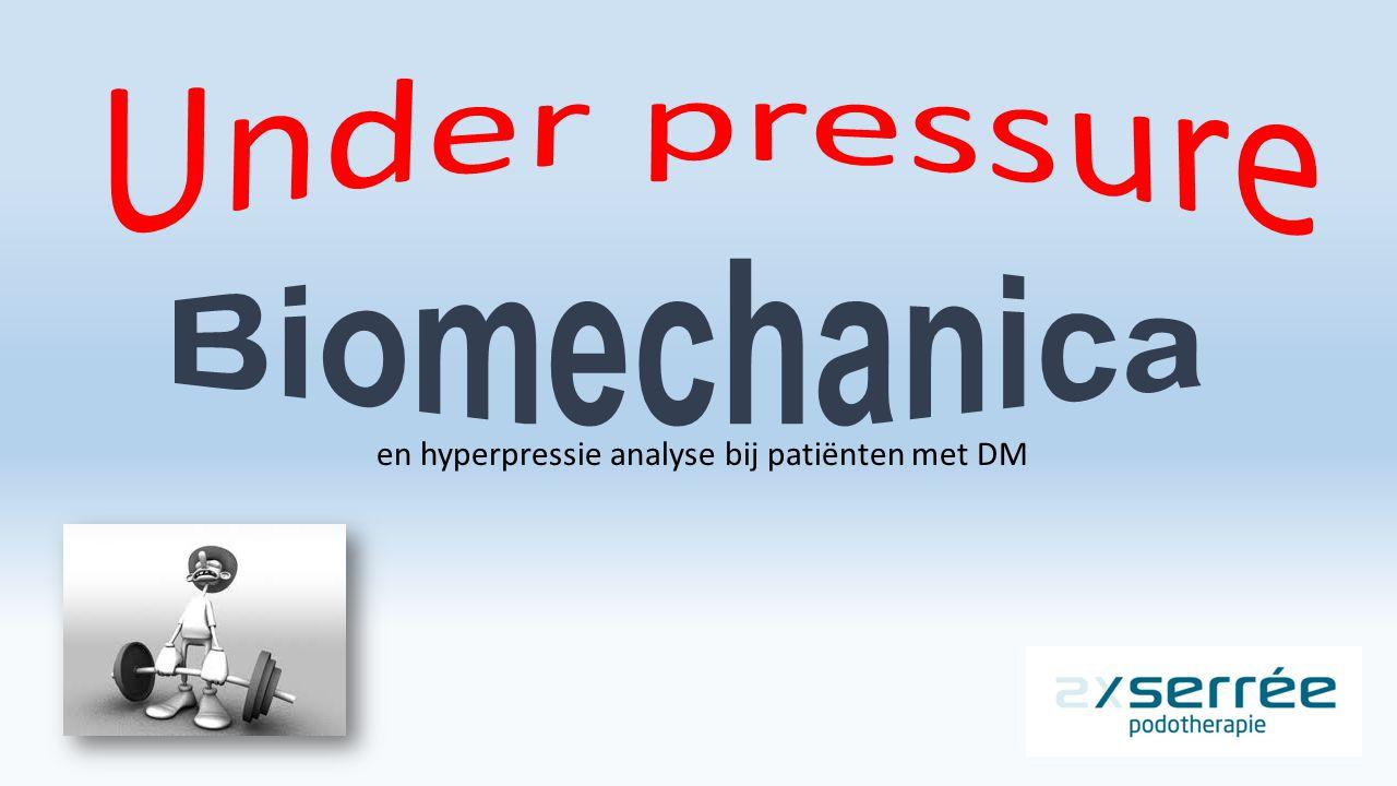 en hyperpressie analyse bij patiënten met DM