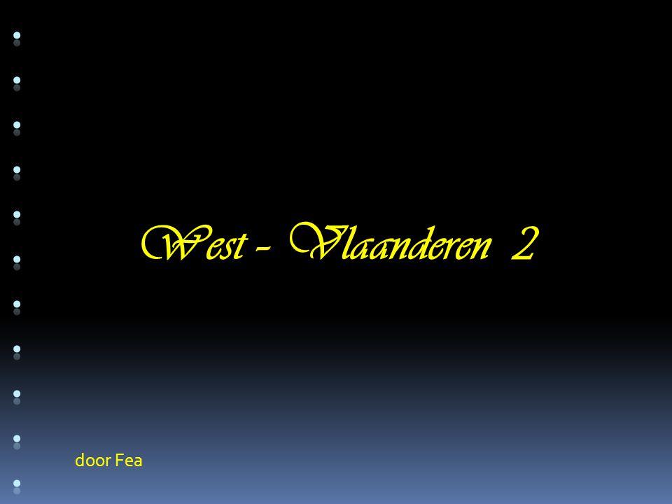 door Fea West – Vlaanderen 2